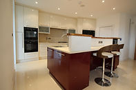 Custom Kitchen, Ultra Modern Kitchen, Fitted Kitchen Carlow