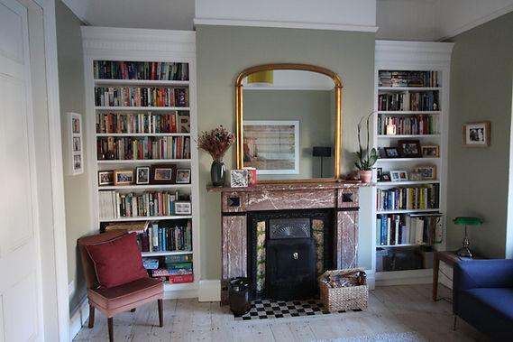 Bookcases, Period Bookcases Dublin, Book Shelves