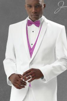 White Illusion Tuxedo