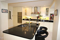 Custom Kitchen Dublin, Kitchen Island, Bespoke Kitchen