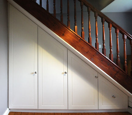 Understairs storage, eaves storage, home storage