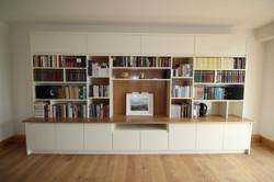 Contemporary Living Room Unit