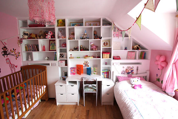 Bedroom Storage, Girls Bedroom, Children's Bedroom