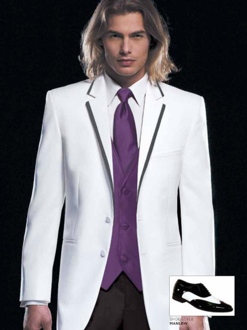 Connery In White Tuxedo