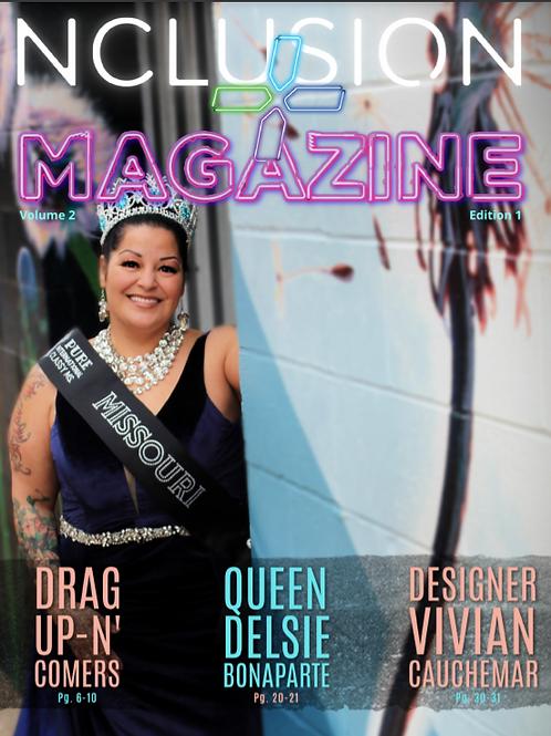 Nclusion+ Magazine (Winter 2021) - Print Version