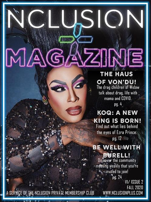 Nclusion+ Magazine (Fall 2020) - Digital Version