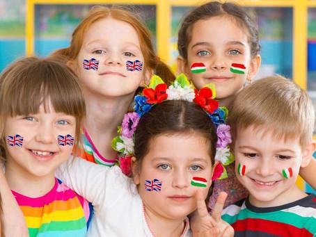 Il bilinguismo in età infantile: una risorsa eccezionale!