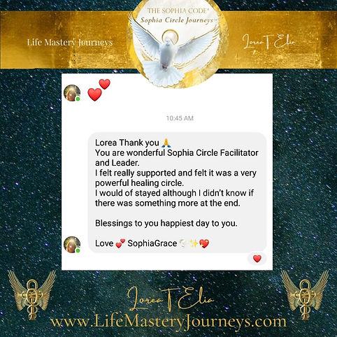 sophiagrace on sophia circle journey1st day lorea elia lifemasteryjourneys.jpg
