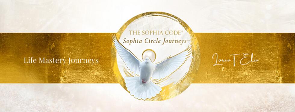 sophia circle journey australia online international, Sophia Code, Lorea Elia, Life Mastery Journeys