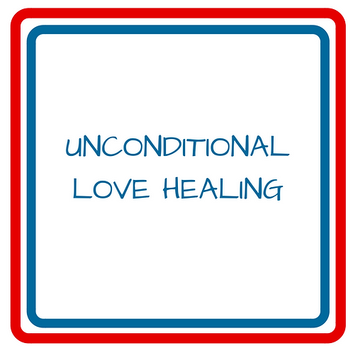 ENERGY BOOST: UNCONDITIONAL LOVE HEALING