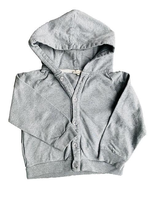 Trui hoodie -  Gray Label - 98/104 (99.4)