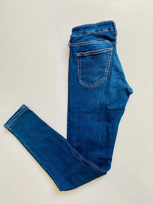 Jeans blauw- Queen Mum - 29 (107.7)