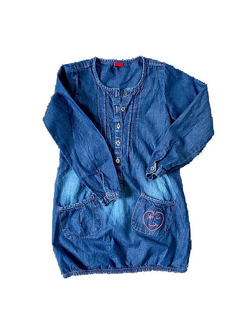 Jeans jurk - s.Oliver - 116 (2317)