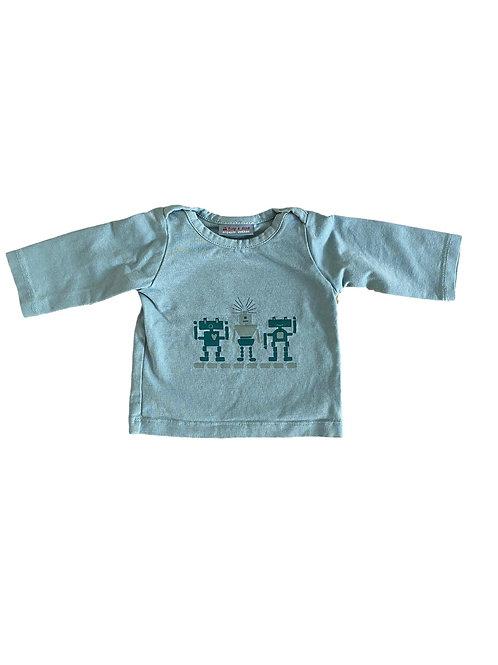 T-shirt lange mouwen - Froy & dind - 62-68 (3941)