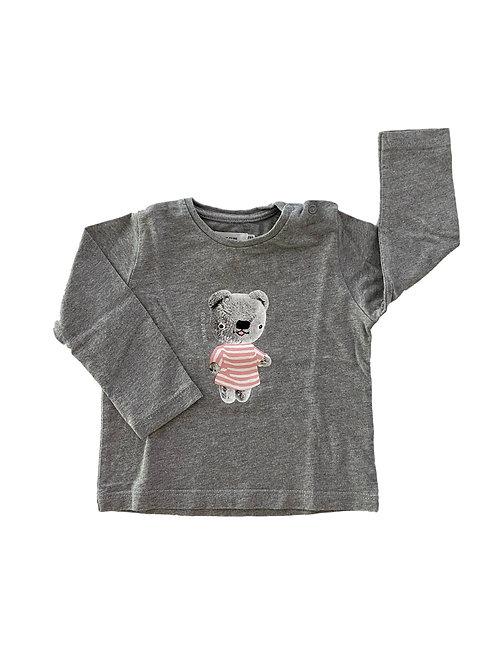 T-shirt lange mouwen - P'tit filou - 74 (4912)