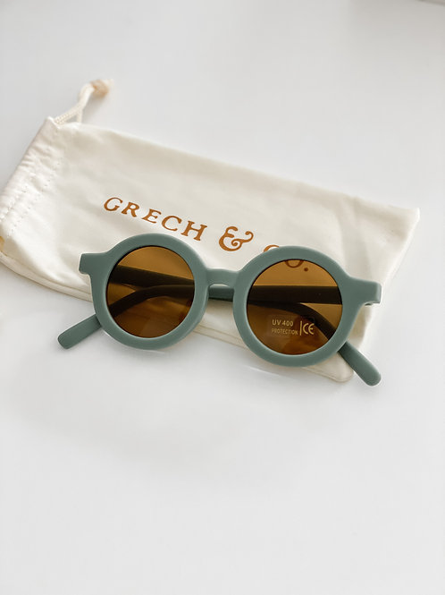 Grech & Co Sustainable Sunglasses - Fern