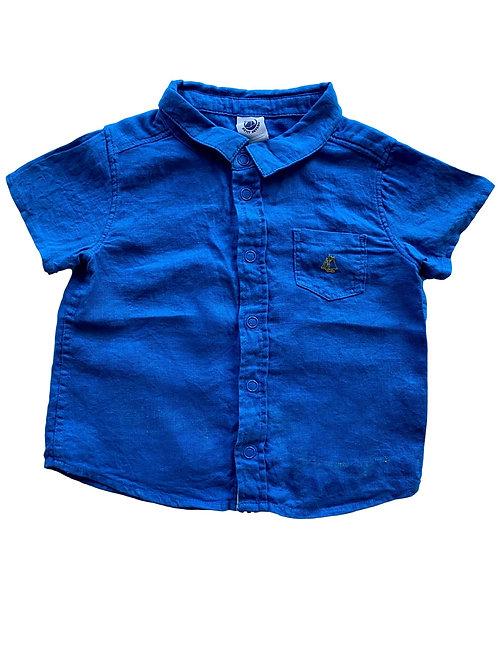 T-shirt polo - Petit Bateau - 80 (79.3)