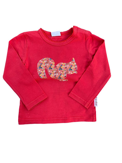 T-shirt met lange mouwen - Ba*Ba - 86 (4122)