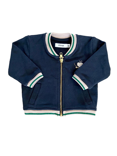 Sweater vestje - P'tit Filou - 62 (53.33)