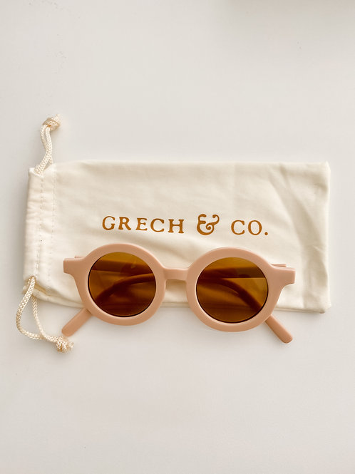 Grech & Co Sustainable Sunglasses -Shell