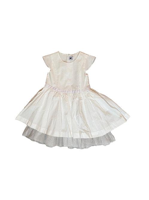 Witte jurk - Petit Bateau (121)