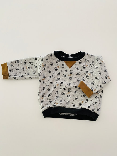 Sweater - Petit Bateau - 67 (108.3)