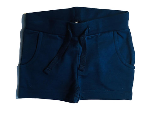 Blauwe short - Maxomorra (artikel 826)