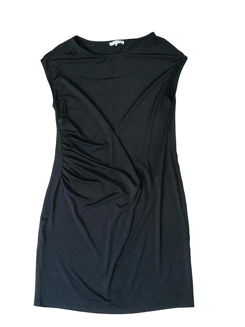 Zwarte jurk - Anafield (646)