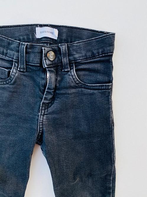 Jeans zwart - Filou & Friends - 4j (1-13)