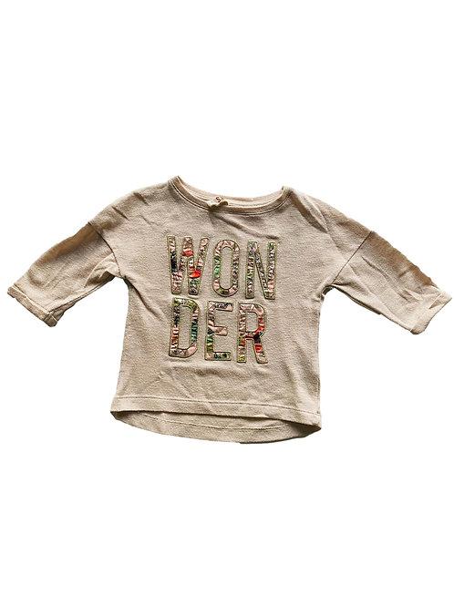 Sweater t-shirt - CKS 3/4 jaar (1.17)