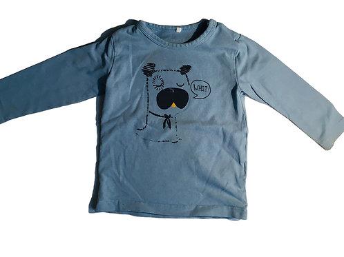 T-shirt appelblauwzeegroen - Name it (artikel 913