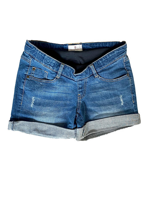 Short jeans - Belly button - XS (3542)