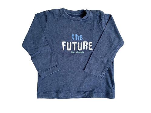 T-shirt met lange mouwen - P'tit Filou - 86 (2613)