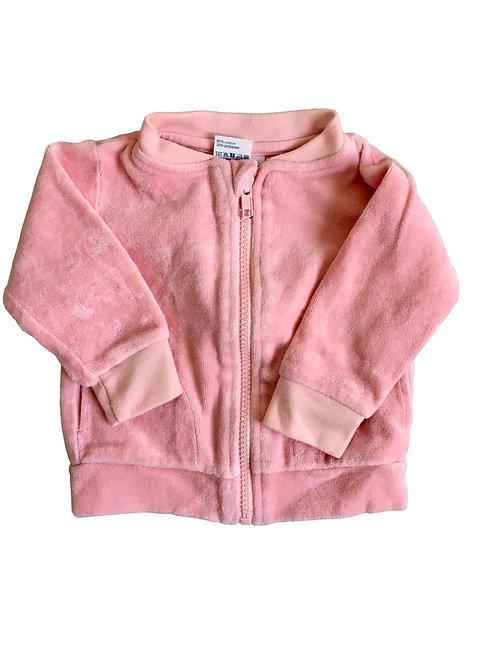 Roze sweater - Mundo Melocoton - 62/68 (684)
