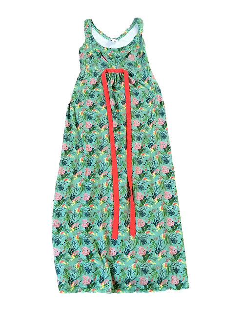 Maxi dress - Pomkin - S (1123)