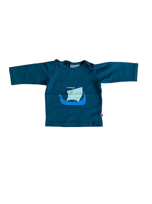 T-shirt lange mouwen - Froy& dind - 62-68 (3940)
