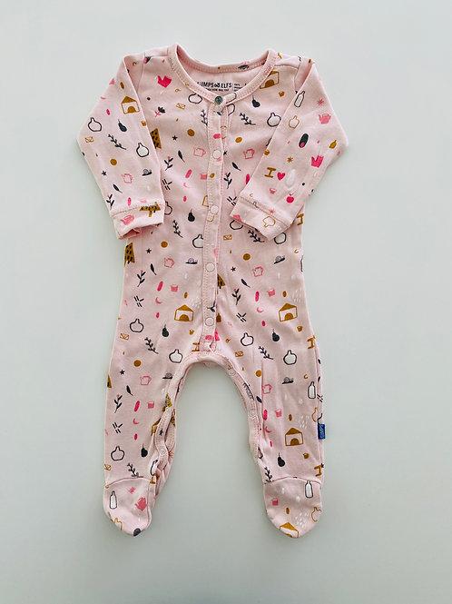 Pyjama   2-pack - Imps & Elfs-  56/62 (111.5)
