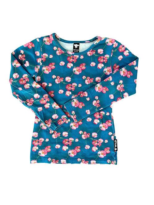 T-shirt- Wild - 110/116  (18.128)