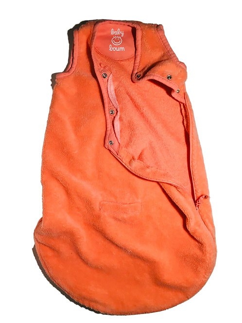 Slaapzak oranje - Baby boum (artikel 640)