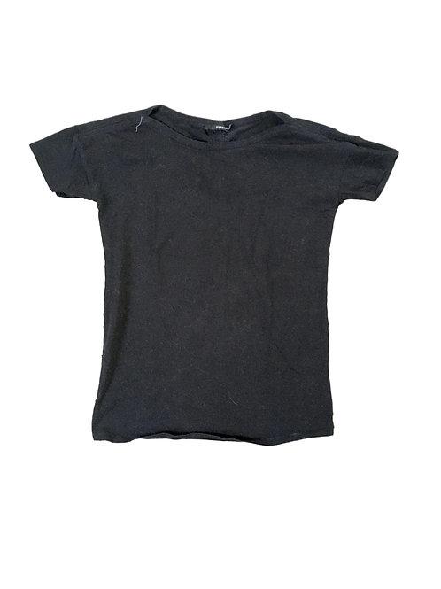 Zwarte t-shirt -  Supermom - Medium (1120)