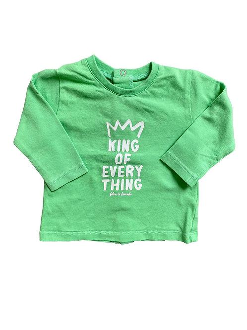 T-shirt lange mouwen - P'tit Filou - 50 (3.96)