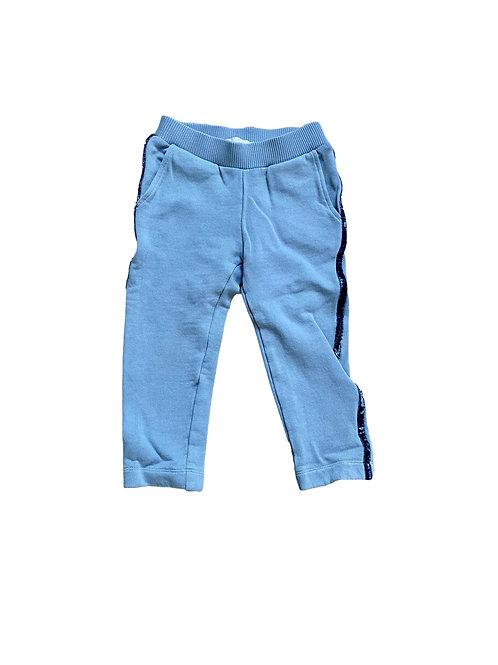 Lange broek met detail aan zijkant- Filou & friends - 92 (158)