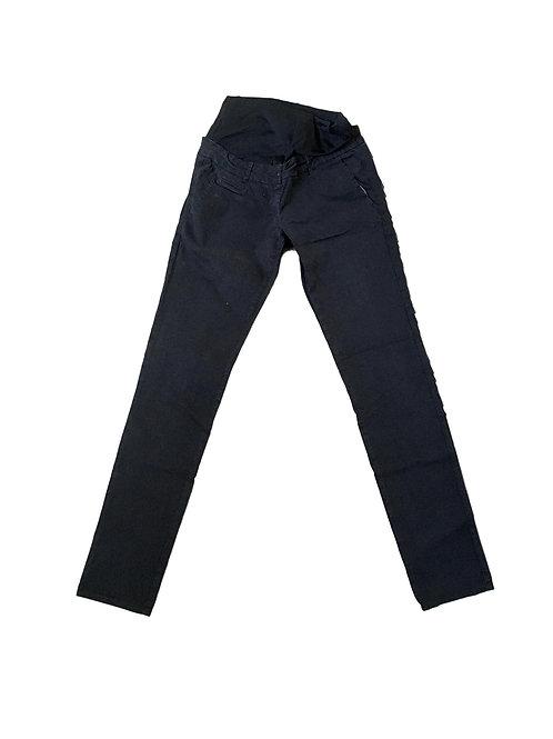 Zwarte jeans - Queen mum -  Small/36 (1630)
