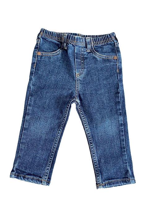 Broek jeans - p'tit filou - 80 (4843)