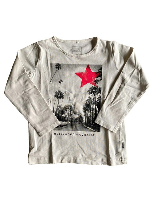 T-shirt lange mouwen -Name it - 104 (5.76)