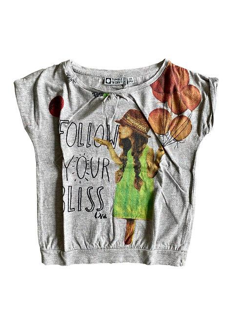 T-shirt - Tumble n dry - 104  (5.78)