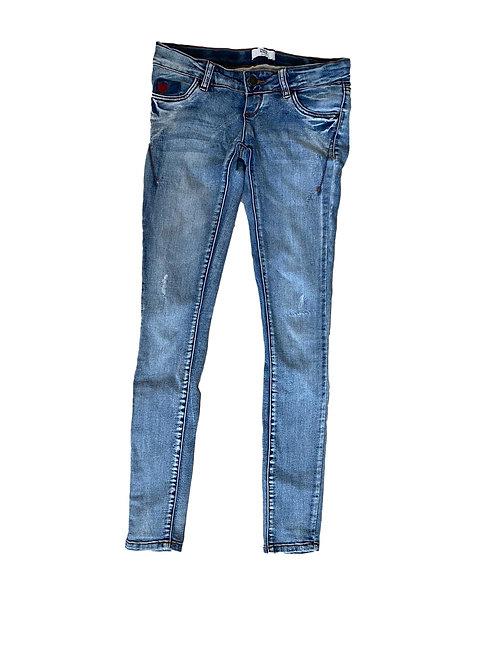 Jeans blauw - Mamalicious - 26/32  (72.3)