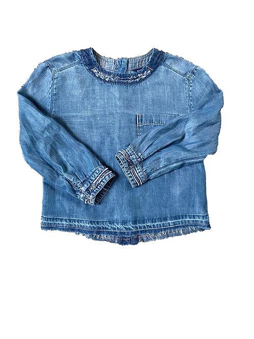 Jeans Bloes/T-shirt met lange mouwen - River Woods - 116 (238)