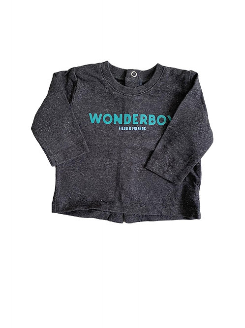 T-shirt lange mouwen -Baby filou - 50 (3930)