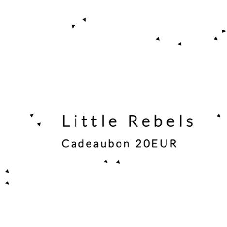 Cadeaubon 20 EUR